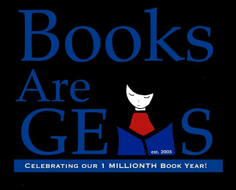 Books are GEMS Logo