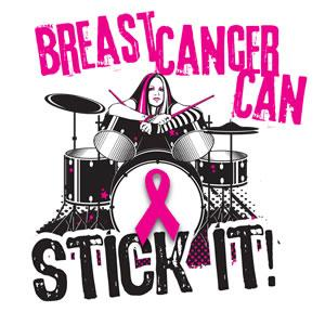 Breast Cancer Can Stick It Foundation Inc Logo