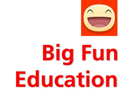 BIG FUN Education Logo