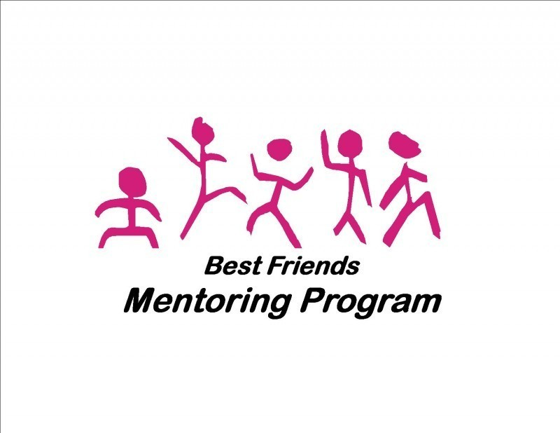 Best Friends Mentoring Program Logo