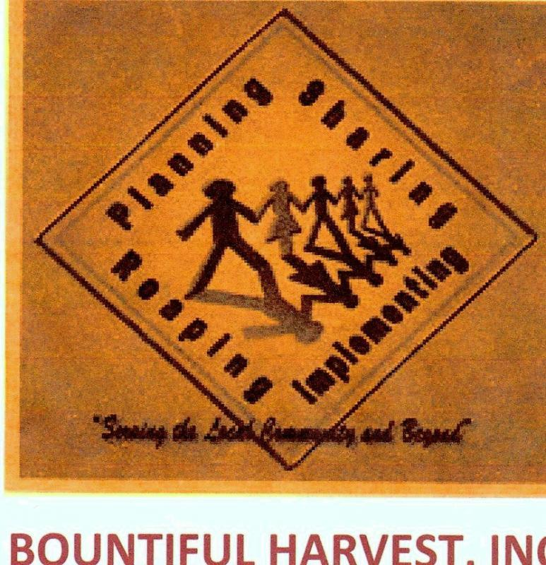 BOUNTIFUL HARVEST INC DBA BH Branded Products & Services Logo