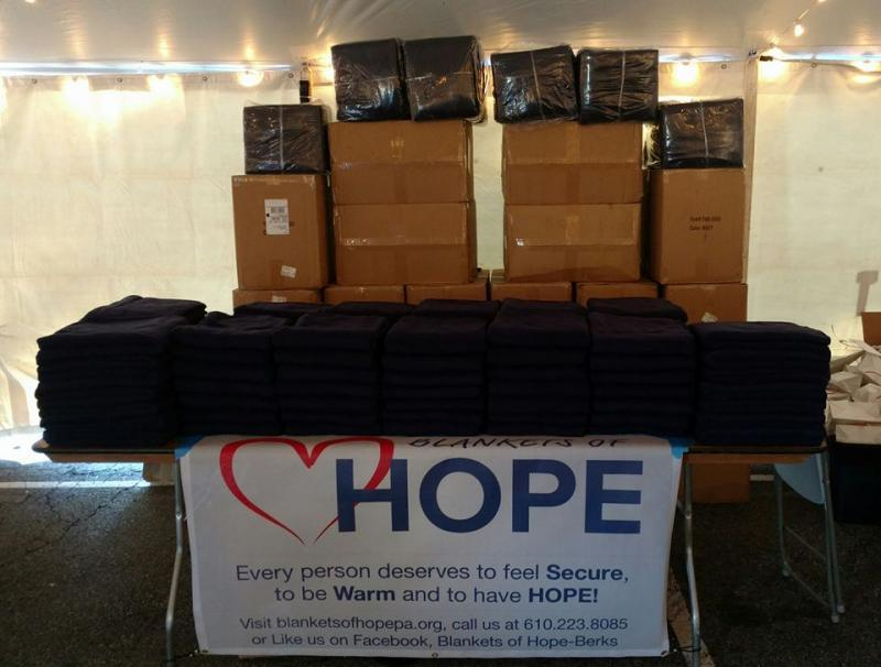 blankets of hope reviews and ratings reading pa donate volunteer and review greatnonprofits. Black Bedroom Furniture Sets. Home Design Ideas