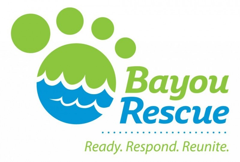 Bayou Rescue, Inc. Logo