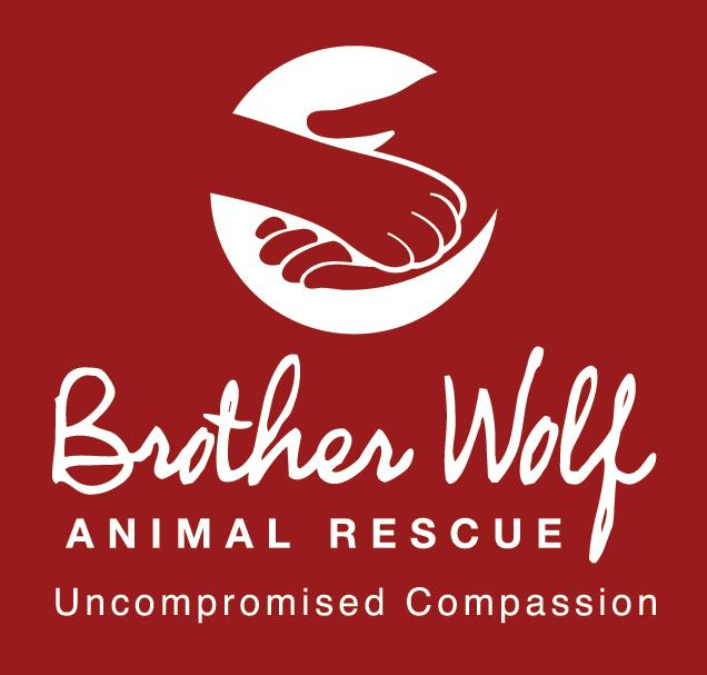 Brother Wolf Animal Rescue Inc Logo