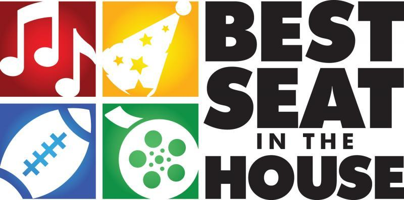 Best Seat In The House Logo
