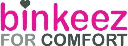 Binkeez for Comfort Logo