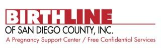 Birthline of San Diego County Inc Logo
