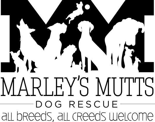 Marley's Mutts Dog Rescue Logo