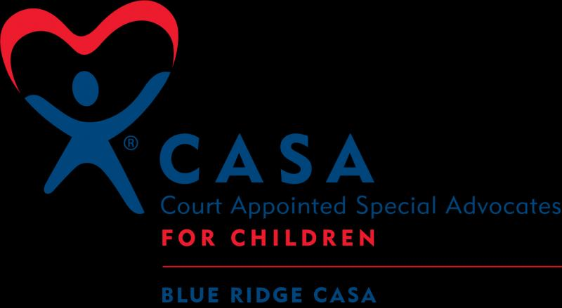 Blue Ridge CASA for Children Logo