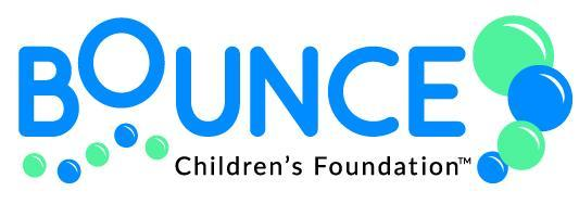 Bounce Children's Foundation Logo
