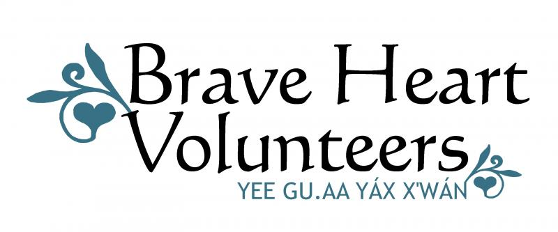 Brave Heart Volunteers Logo