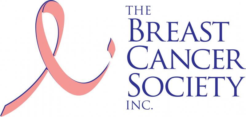 The BREAST CANCER SOCIETY INC Logo
