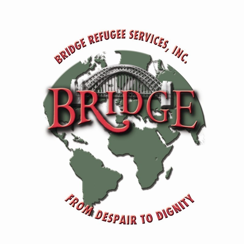 BRIDGE REFUGEE SERVICES, INC. Logo