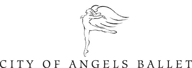City of Angels Ballet Logo