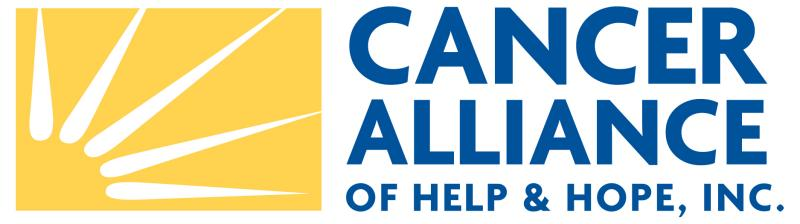 Cancer Alliance of Help and Hope, Inc. Logo