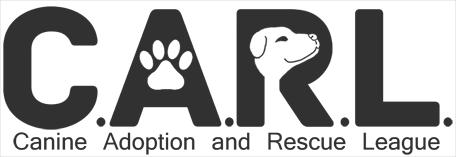 Canine Adoption and Rescue League Logo