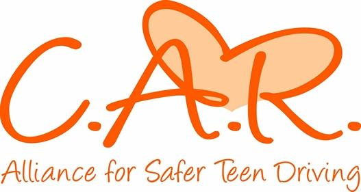 CAR ALLIANCE FOR SAFER TEEN DRIVING Logo