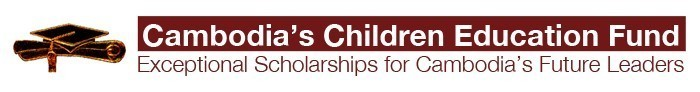 Cambodia's Children Education Fund, Inc. Logo