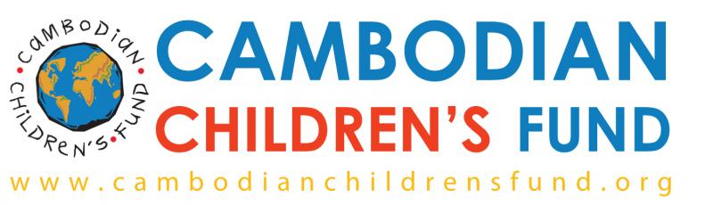 Cambodian Children's Fund Logo