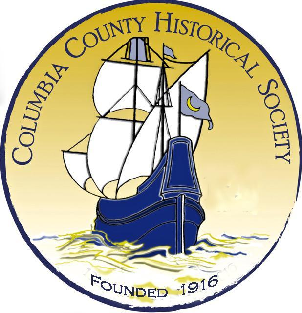 Columbia County Historical Society Logo