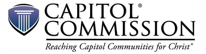 Capitol Commission Inc Logo
