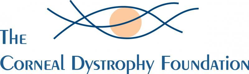 The Corneal Dystrophy Foundation Logo
