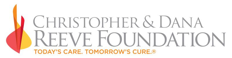 Christopher Reeve Foundation A New Jersey Nonprofit Corporation dba Christopher and Dana Foundation Logo