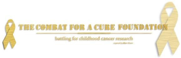 Combat for a Cure Foundation Logo