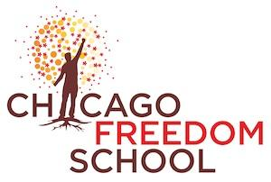 Chicago Freedom School Logo