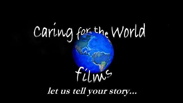 Caring for the World Films Logo