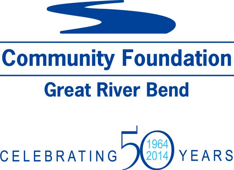 Community Foundation of the Great River Bend Logo