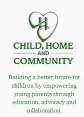Child Home & Community, Inc. Logo