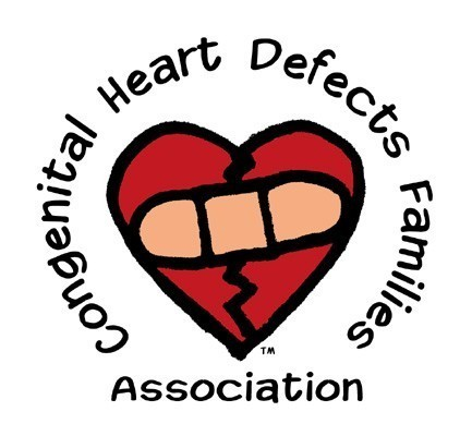 Congenital Heart Defects Families Association Logo