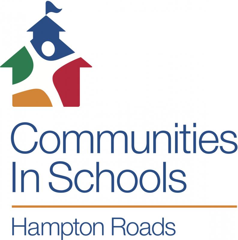 COMMUNITIES IN SCHOOLS OF HAMPTON ROADS Logo