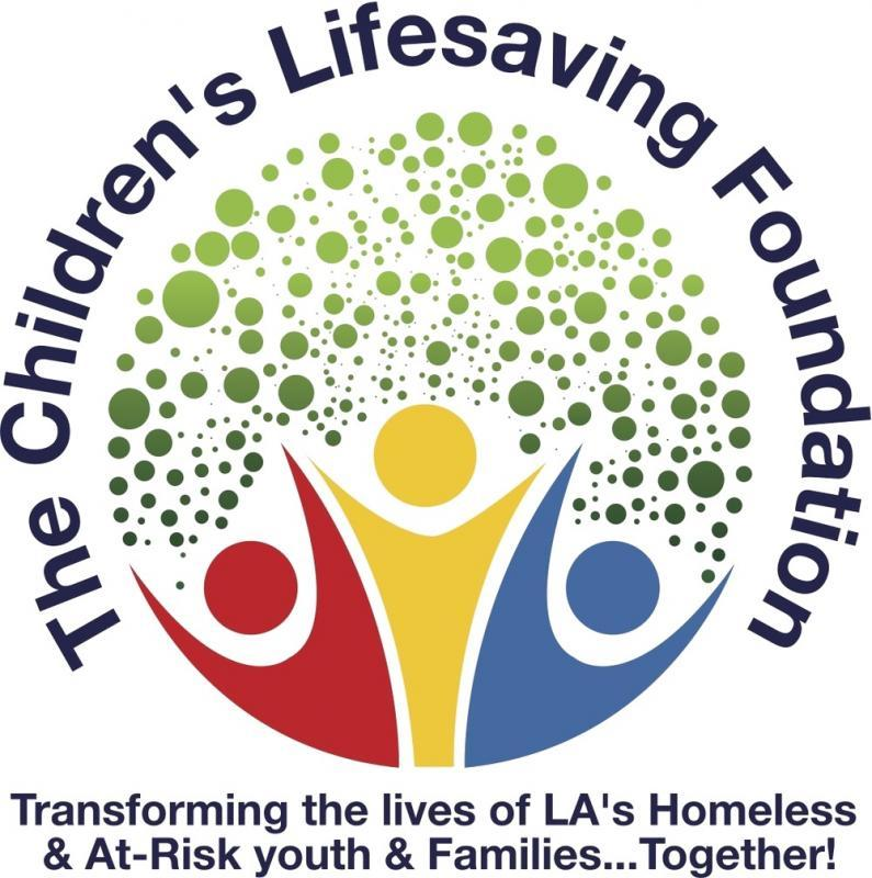 The Children's Lifesaving Foundation Logo