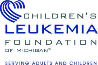 Children's Leukemia Foundation of Michigan Logo