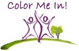 COLOR ME IN! Logo