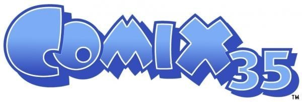 COMIX35 (ROX35 Media, Inc.) Logo