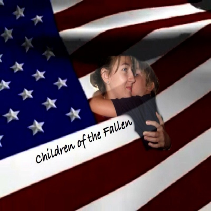 Children of the fallen Logo