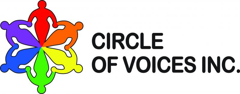 Circle of Voices Inc Logo