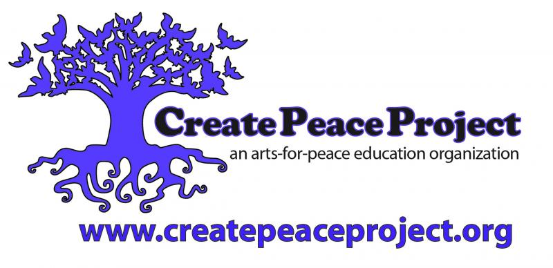 Create Peace Project Logo