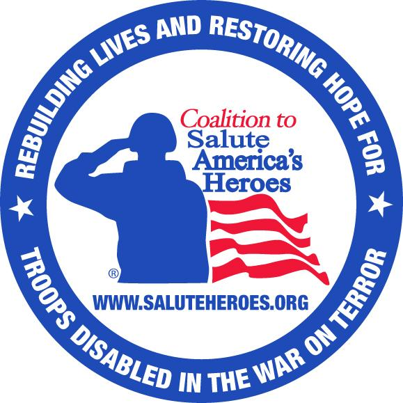 Coalition To Salute Americas Heroes Logo