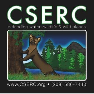 Central Sierra Environmental Resource Center Logo