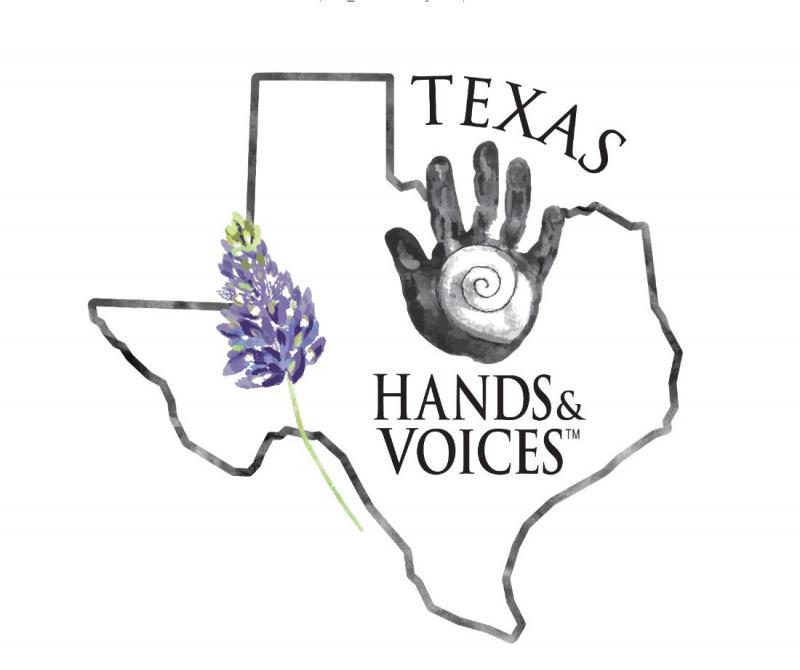 Texas Hands & Voices Logo