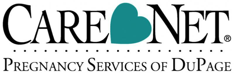 CARENET PREGNANCY SERVICES OF DUPAGE COUNTY INC Logo