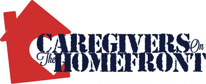 Caregivers On The Homefront Logo