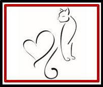 Caring Friends Cat Rescue Logo