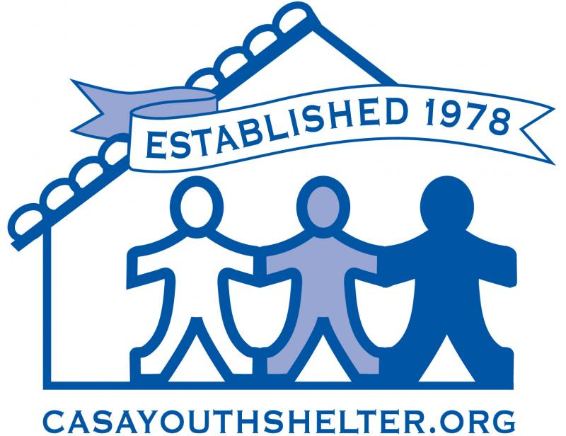 CASA YOUTH SHELTER Logo