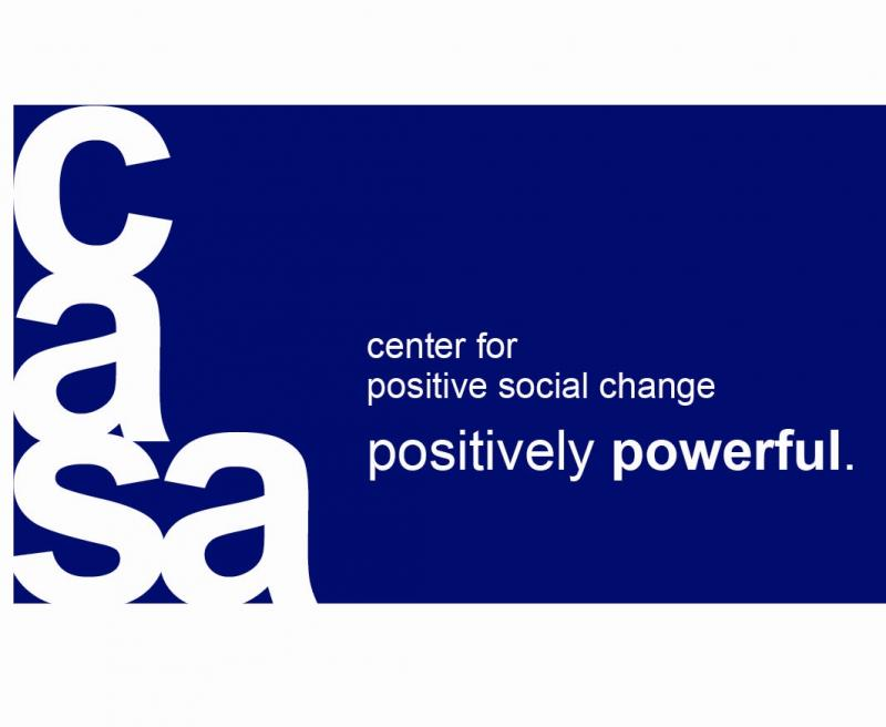 Casa Center for Positive Social Change Logo