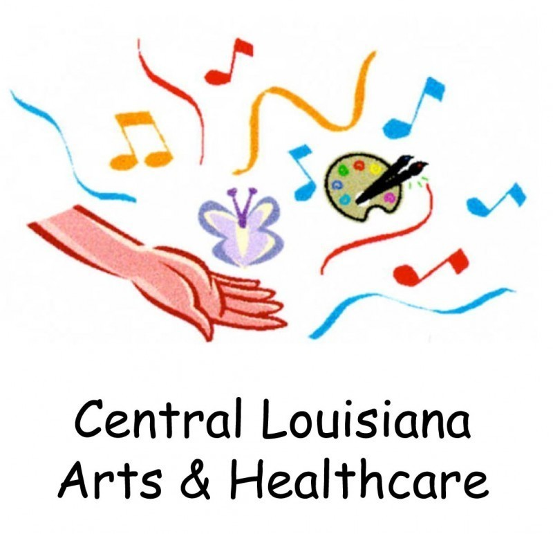 Central Louisiana Arts and Healthcare, Inc. Logo